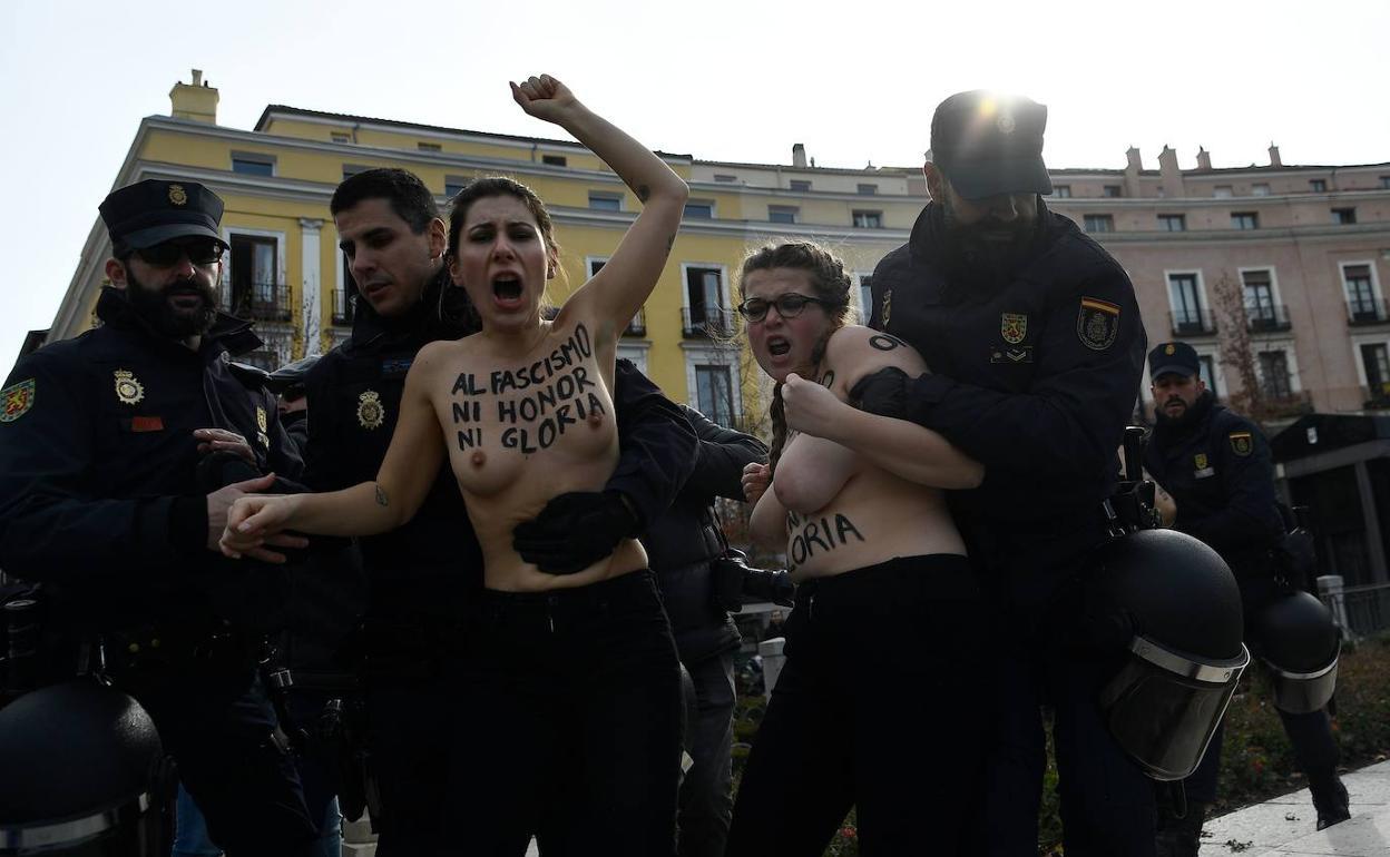 Qué es Femen y cómo es nuestro activismo.