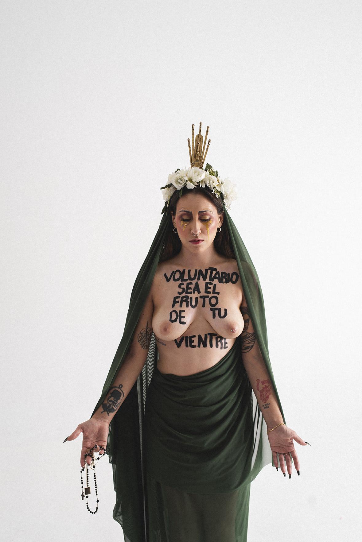 Femen Spain condenadas por el Constitucional.