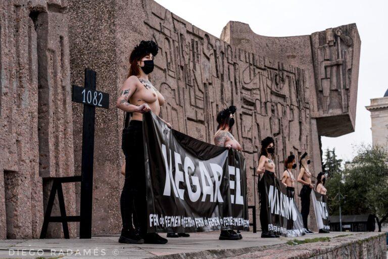 ACCIÓN : 'Negar el machismo nos mata'