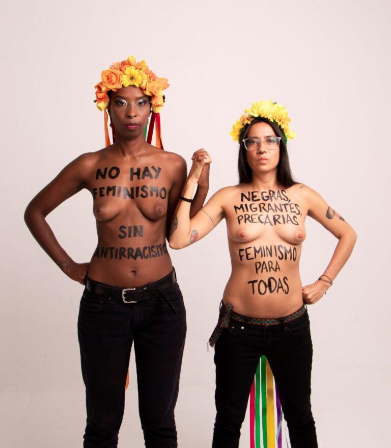 Sin antirracismo no hay feminismo.